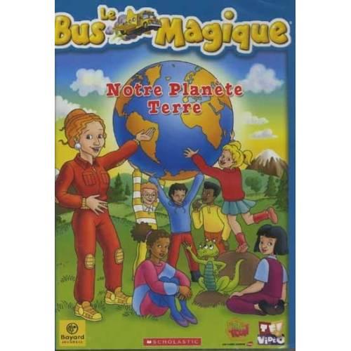 DVD - Le bus magique : Notre planète terre
