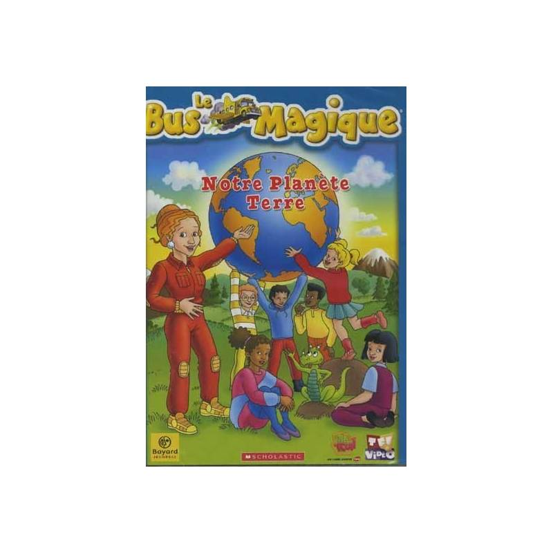 DVD - The Magic School Bus: Our planet earth