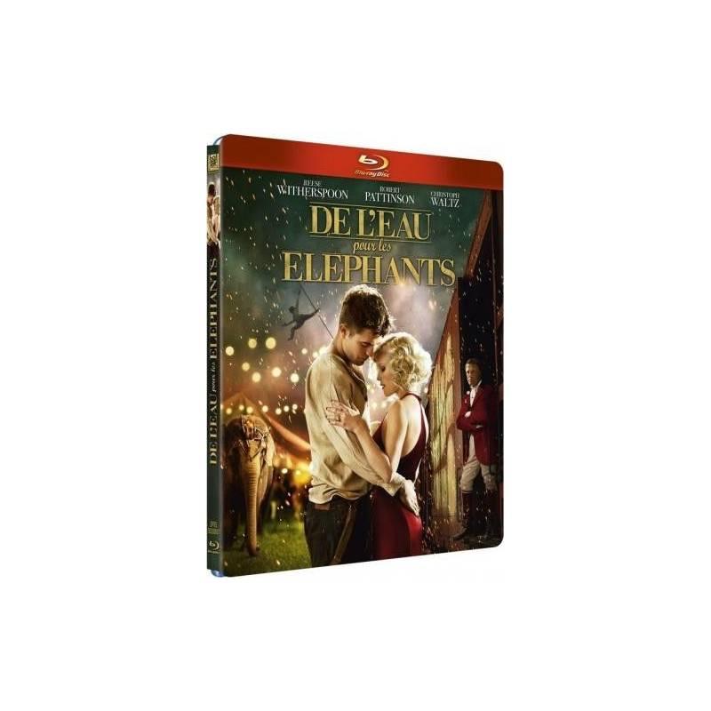 Blu-Ray - De l'eau pour les elephants