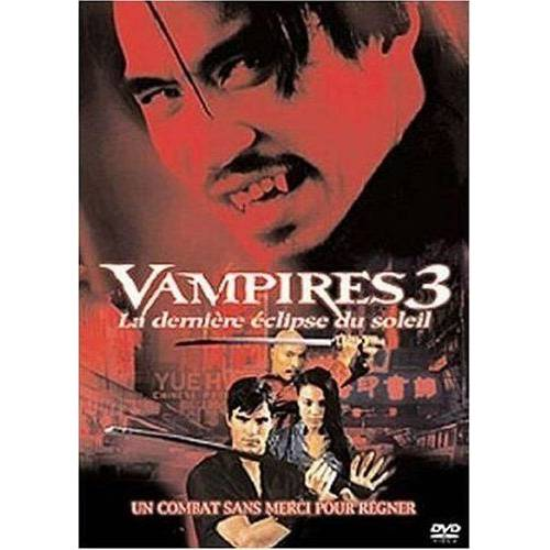 DVD - Vampires 3: The last eclipse of the sun
