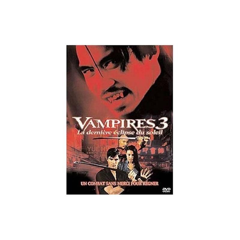 DVD - Vampires 3 : La dernière éclipse du soleil
