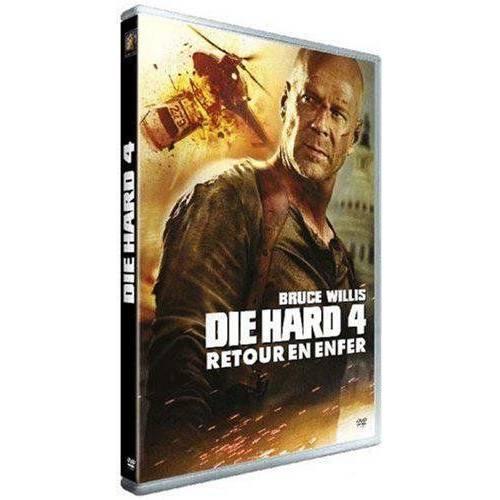 DVD - Die Hard 4 : Retour en enfer