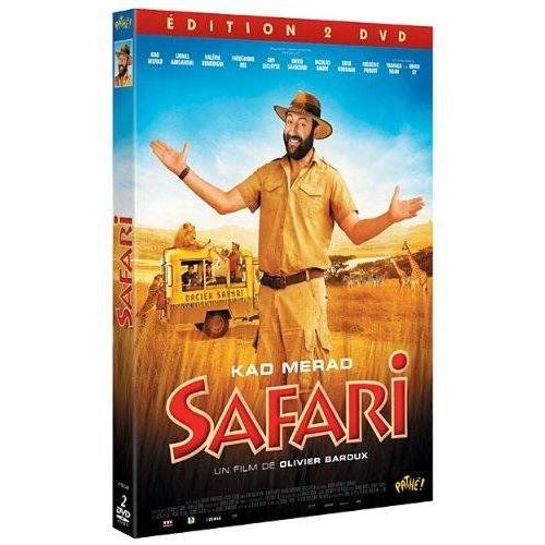 DVD - Safari