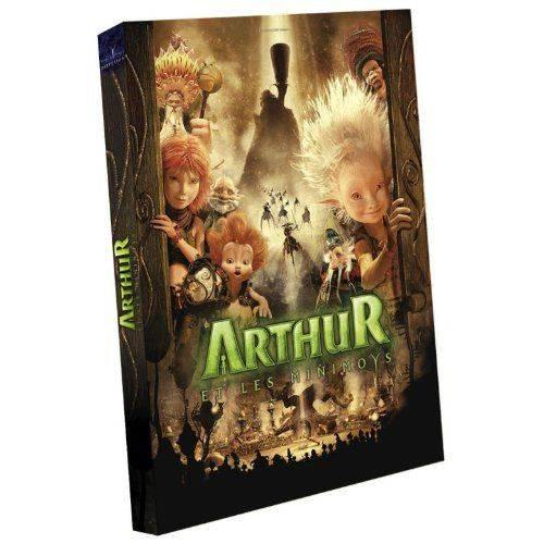 DVD - Arthur et les Minimoys