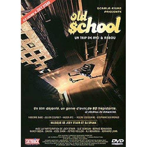Dvd - Old School