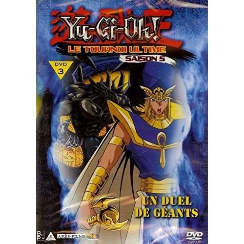 Dvd - Yu gi oh The Ultimate Tournament Season 5, Vol. 2: Tout Feu Tout Flamme