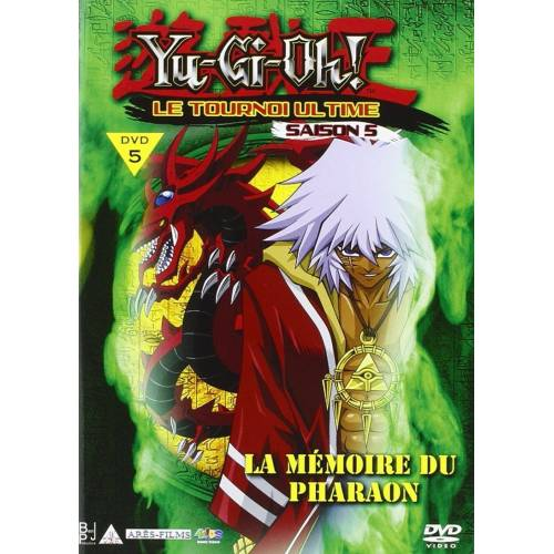 DVD - Yu gi oh, saison 5, vol. 5
