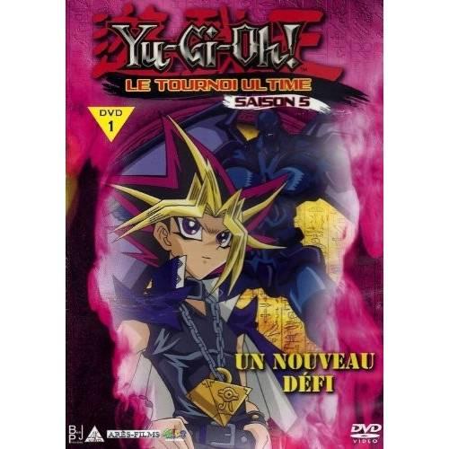 Dvd - Yu gi oh, saison 5, vol. 1