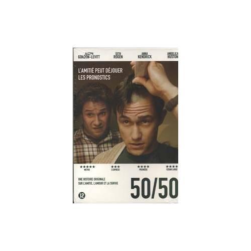DVD - 50/50