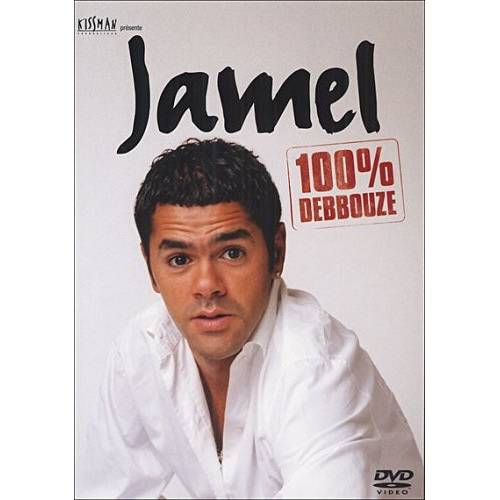 Dvd - Jamel - 100 Debbouze