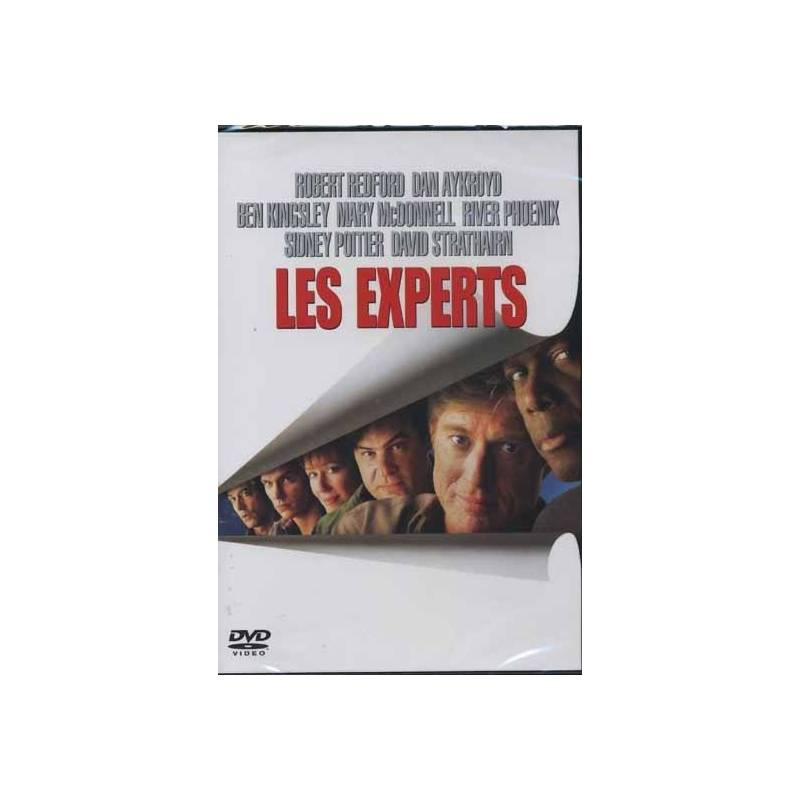 DVD - Les experts