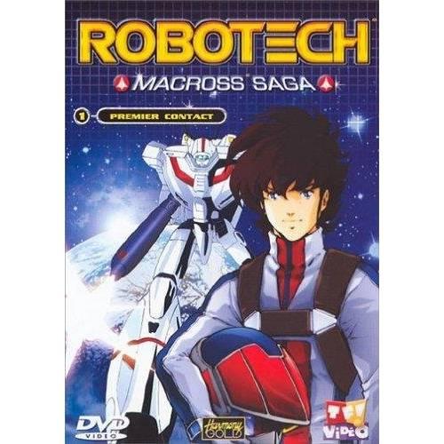 DVD - Robotech : Macross Saga Vol. 1