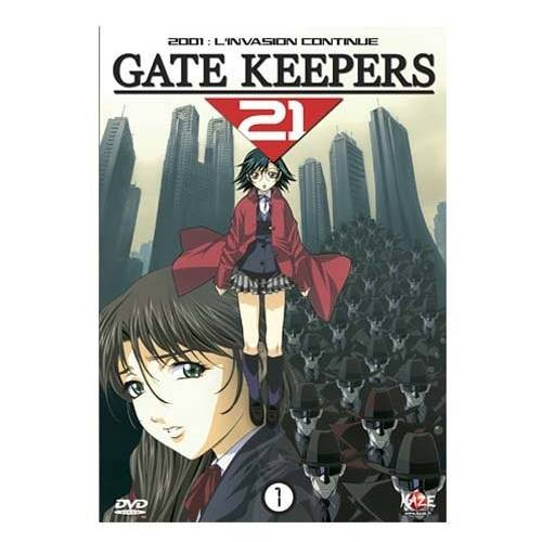DVD - Gate Keepers 21 Volume 1