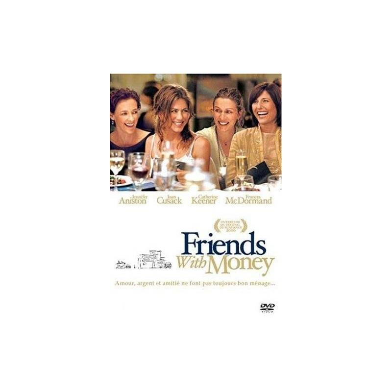 DVD - Friends with money