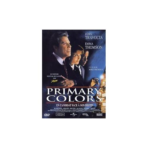 DVD - Primary colors