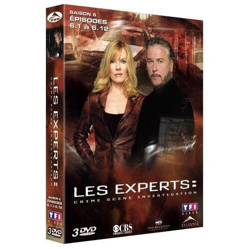 DVD - CSI: Season 6 - Part 1
