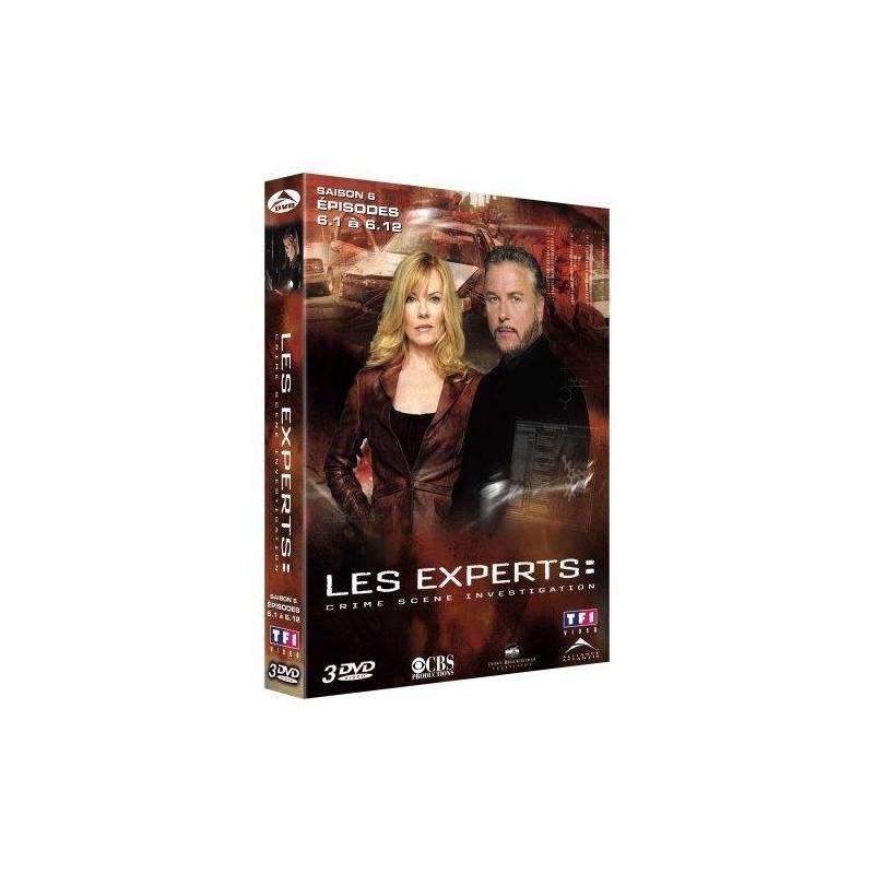 DVD - Les experts : Saison 6 - Partie 1