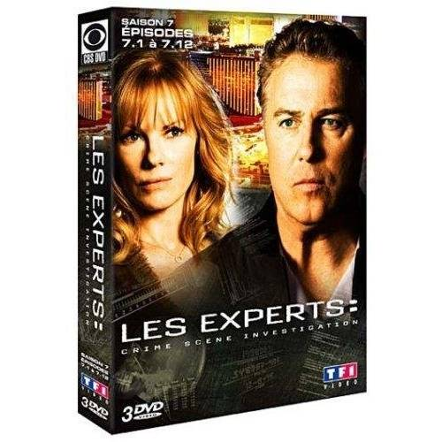 DVD - Les experts : Saison 7 - Partie 1
