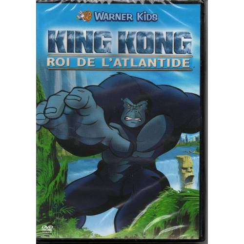 DVD - KING KONG: KING OF ATLANTIS