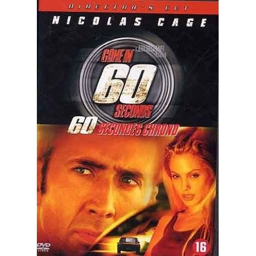 DVD - 60 secondes chrono