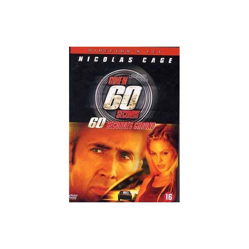 DVD - 60 Seconds