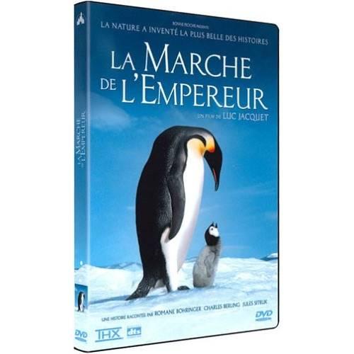 DVD - La marche de l'empereur
