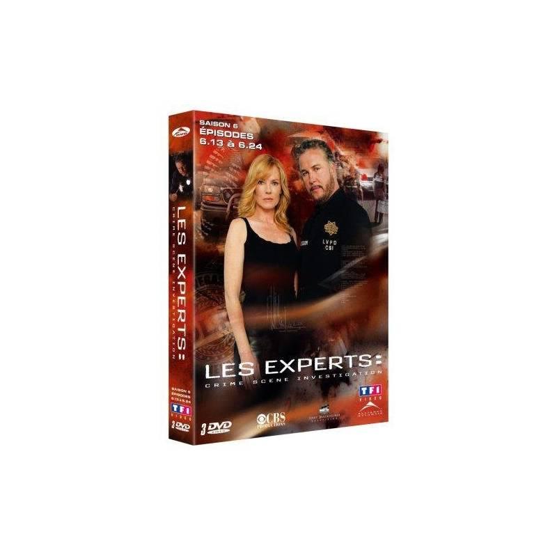 DVD - Les experts : Saison 6 - Partie 2