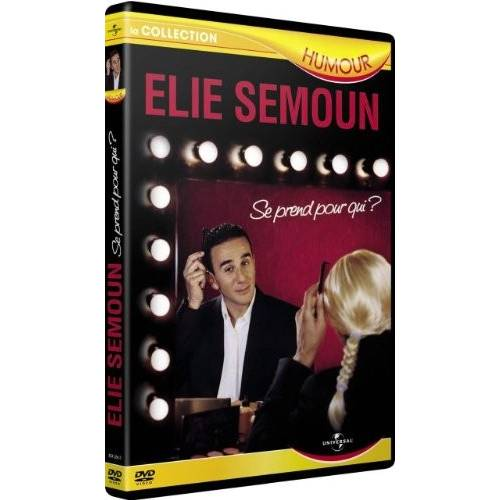 DVD - Elie Semoun: If Who does?