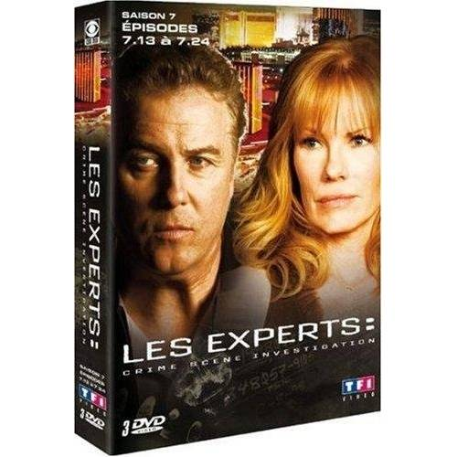 DVD - Les experts : Saison 7 - Partie 2