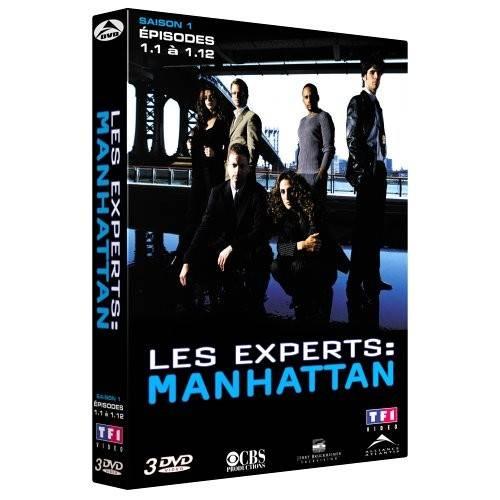 DVD - Les experts : Manhattan - Saison 1 / Partie 1