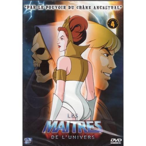 DVD - Les maîtres de l'Univers 4