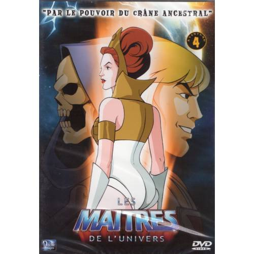 DVD - Masters of the Universe 4