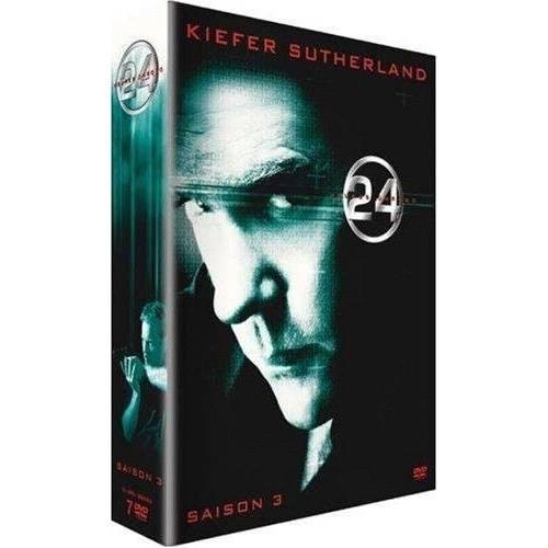 DVD - 24 heures chrono : Saison 3