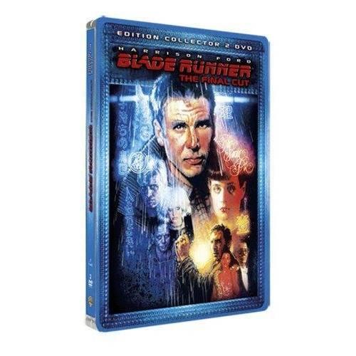 DVD - Blade Runner - Edition Final cut - 2 DVD