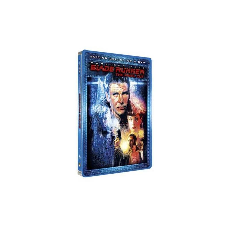 DVD - Blade Runner - Edition Final cut / 2 DVD