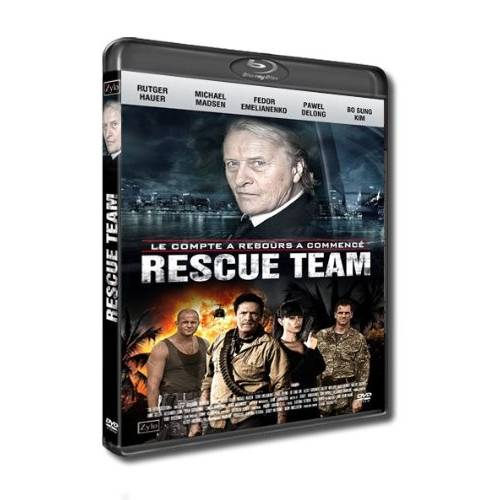 Blu-ray - Rescue Team