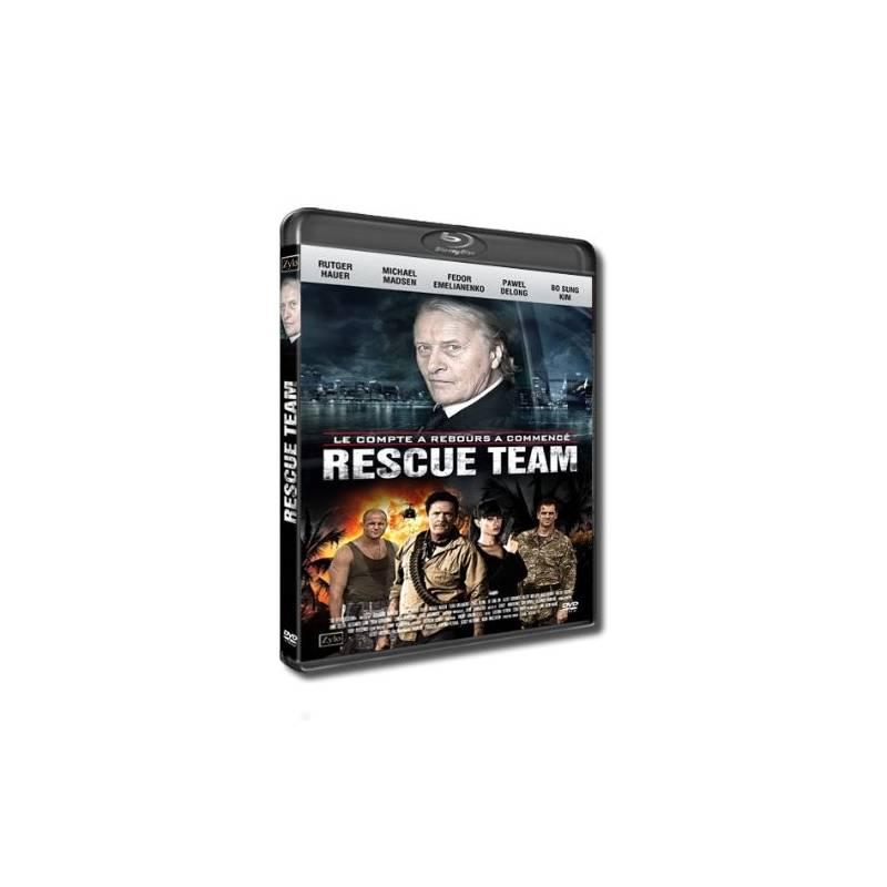 Blu-ray - Rescue Team