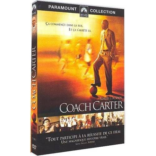 DVD - Coach Carter