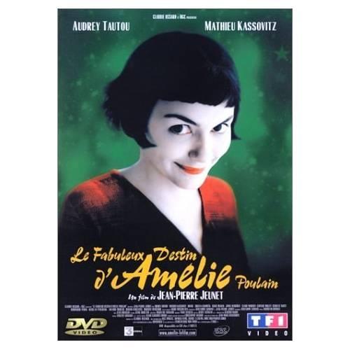 DVD - The Fabulous Destiny of Amelie Poulain