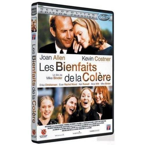 DVD - Les bienfaits de la colère - Edition prestige