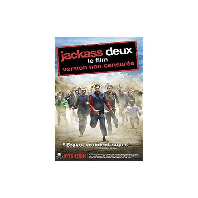 DVD - Jackass 2 : Le film - Version non censurée
