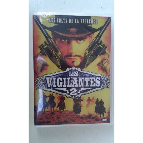 DVD - The vigilantes 2
