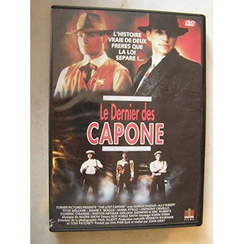 DVD - The Lost Capone