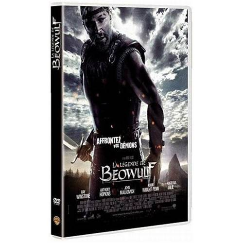 DVD - Beowulf - Editing director's cut / 2 DVD