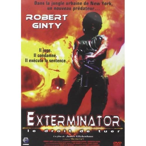 DVD - Exterminator : Le droit de tuer