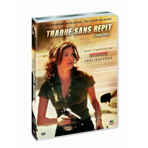 DVD - Traque sans répit (Jane Doe)