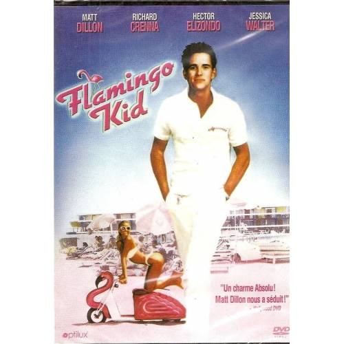 DVD - Flamingo kid