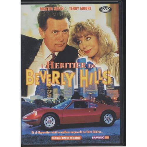 Dvd - Heir of Beverly Hills