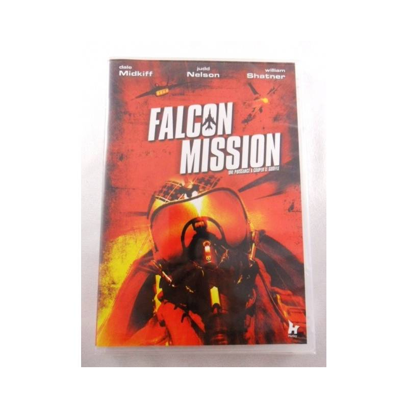 DVD - Falcon Mission