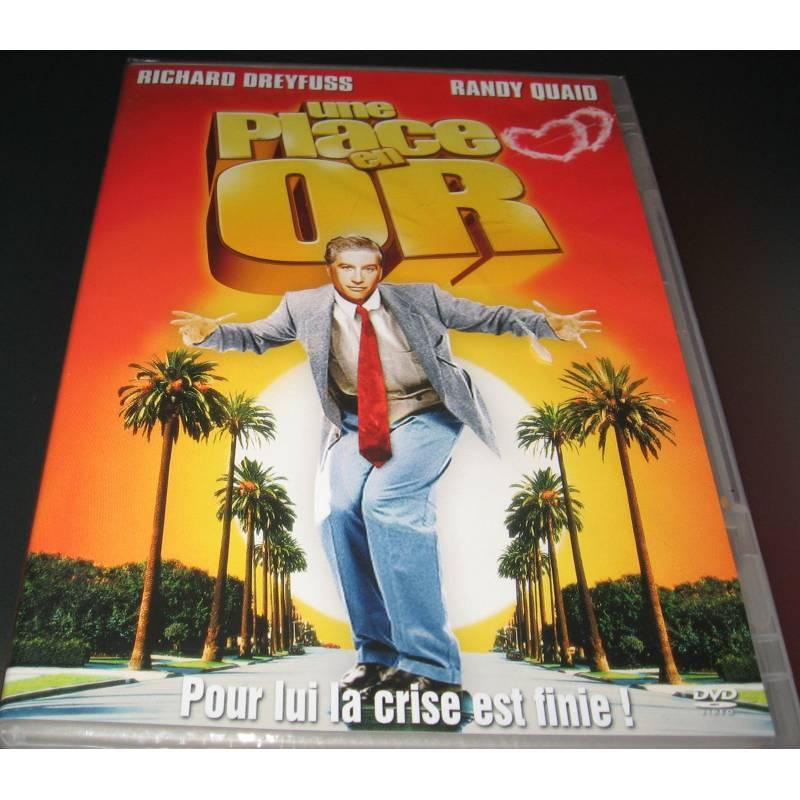 DVD - UNE PLACE EN OR - Richard DREYFUSS - Randy QUAID